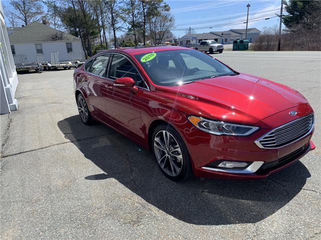 2018 Ford Fusion Titanium (Stk: A1028) in Liverpool - Image 3 of 26