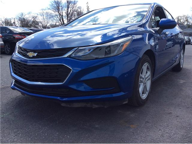 2018 Chevrolet Cruze LT Auto (Stk: 182107) in North Bay - Image 6 of 19