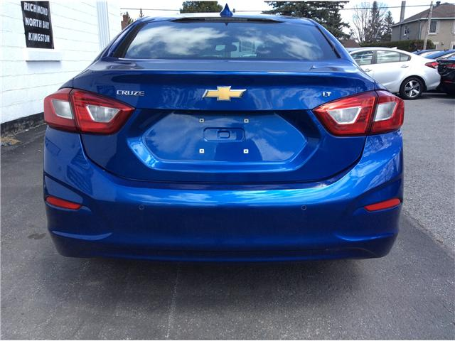 2018 Chevrolet Cruze LT Auto (Stk: 182107) in North Bay - Image 4 of 19