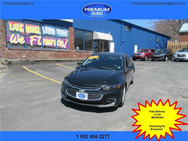 2018 Chevrolet Malibu LT (Stk: 232845) in Dartmouth - Image 1 of 22