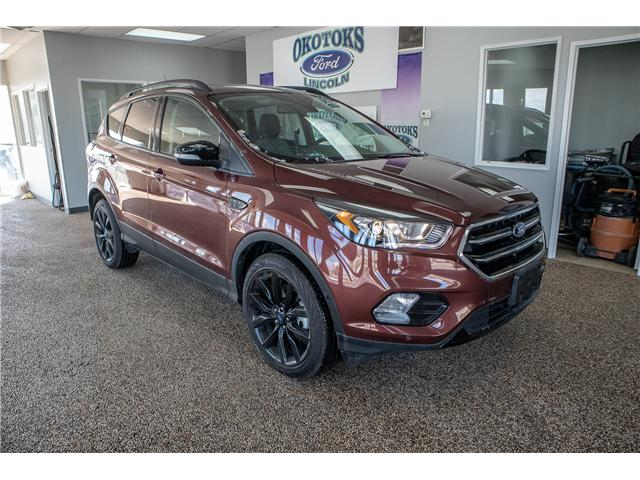 2018 Ford Escape Titanium (Stk: B81433) in Okotoks - Image 3 of 22