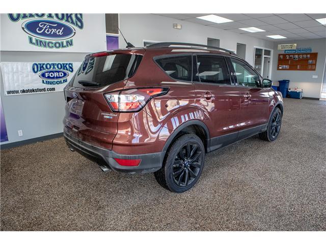 2018 Ford Escape Titanium (Stk: B81433) in Okotoks - Image 5 of 22