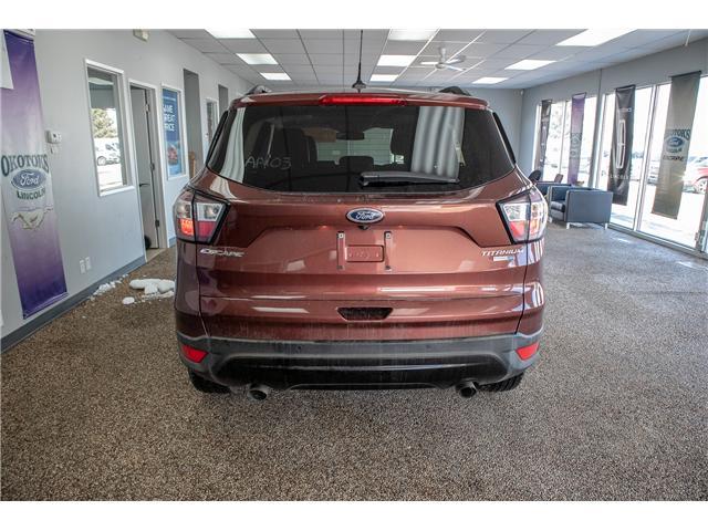 2018 Ford Escape Titanium (Stk: B81433) in Okotoks - Image 6 of 22