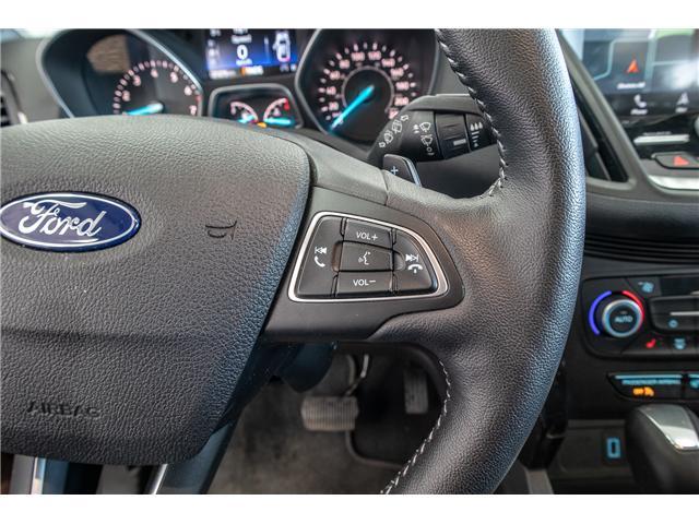 2018 Ford Escape Titanium (Stk: B81433) in Okotoks - Image 17 of 22