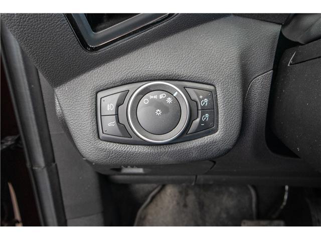 2018 Ford Escape Titanium (Stk: B81433) in Okotoks - Image 20 of 22