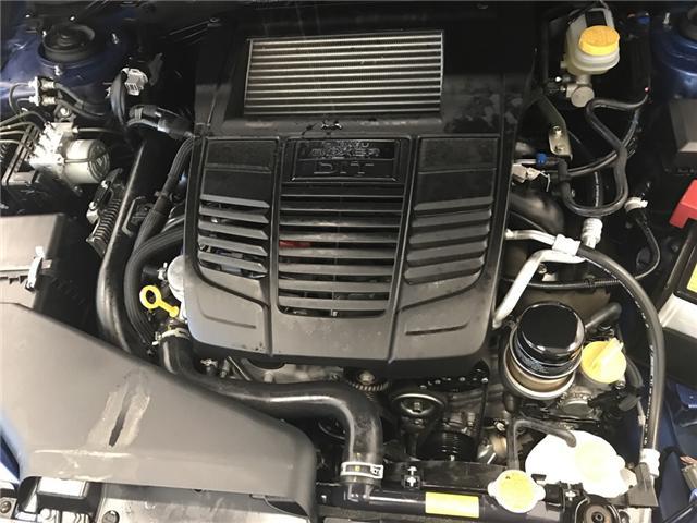 2018 Subaru WRX Sport-tech (Stk: 186550) in Lethbridge - Image 10 of 28