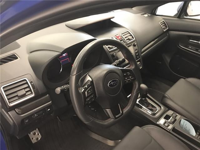 2018 Subaru WRX Sport-tech (Stk: 186550) in Lethbridge - Image 14 of 28