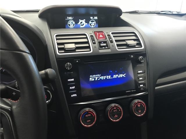 2018 Subaru WRX Sport-tech (Stk: 186550) in Lethbridge - Image 18 of 28