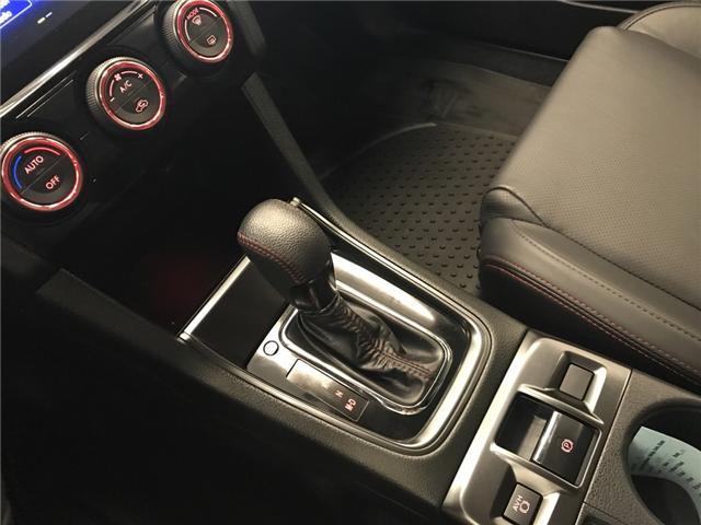 2018 Subaru WRX Sport-tech (Stk: 186550) in Lethbridge - Image 20 of 28