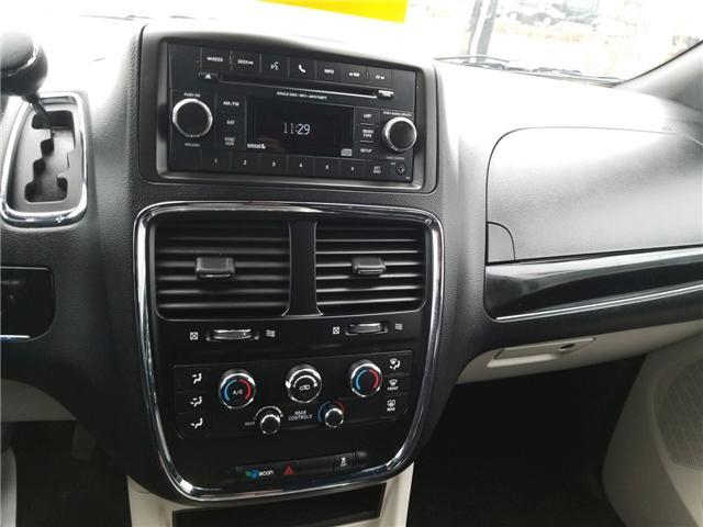 2018 Dodge Grand Caravan CVP/SXT (Stk: OP10182) in Mississauga - Image 14 of 19