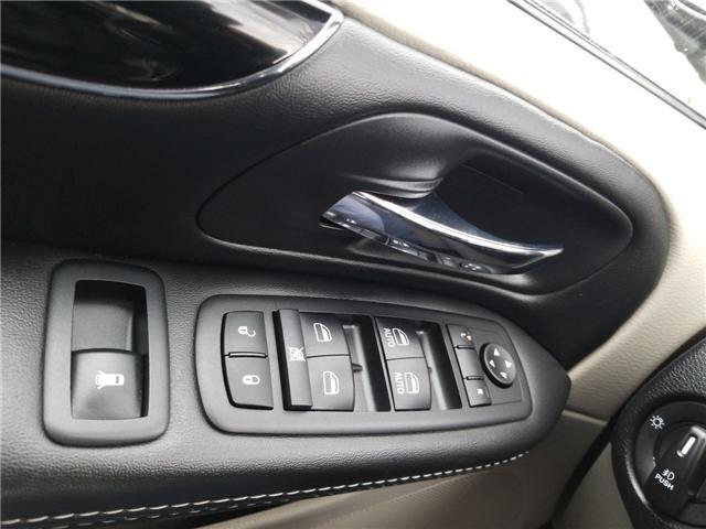 2018 Dodge Grand Caravan CVP/SXT (Stk: OP10182) in Mississauga - Image 17 of 19