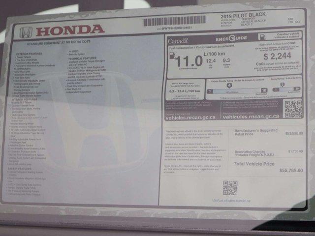 2019 Honda Pilot Touring (Stk: 219414) in Huntsville - Image 10 of 35