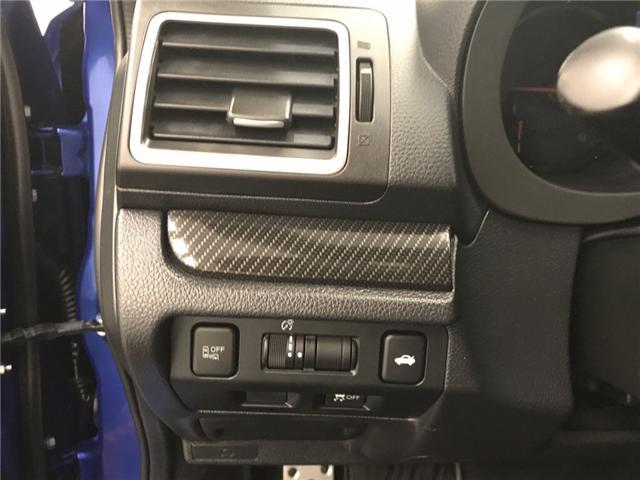 2018 Subaru WRX Sport-tech (Stk: 186550) in Lethbridge - Image 26 of 28