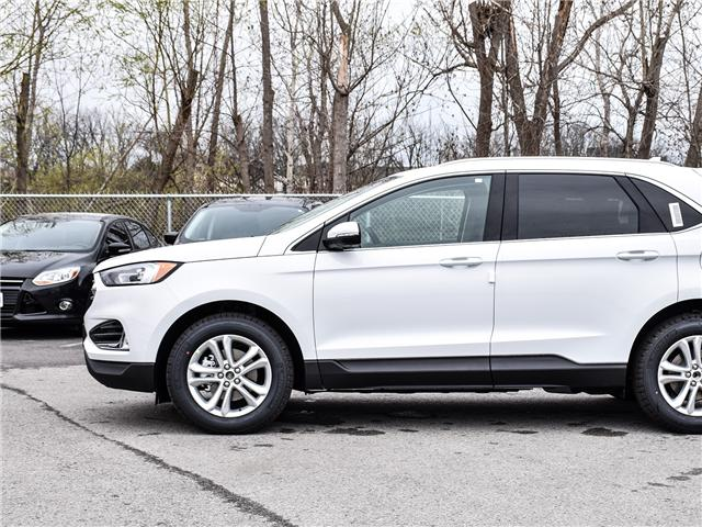 2019 Ford Edge SEL (Stk: 19ED489) in St. Catharines - Image 11 of 30