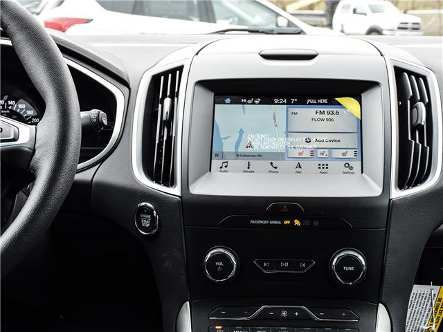 2019 Ford Edge SEL (Stk: 19ED489) in St. Catharines - Image 28 of 30