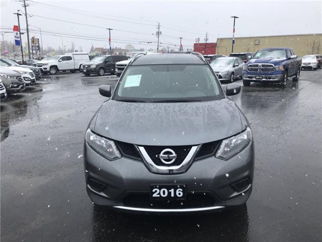 2016 Nissan Rogue SV (Stk: 19226) in Sudbury - Image 2 of 14
