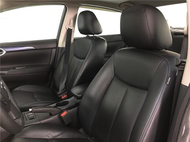 2017 Nissan Sentra 1.6 SR Turbo (Stk: 34833R) in Belleville - Image 10 of 29