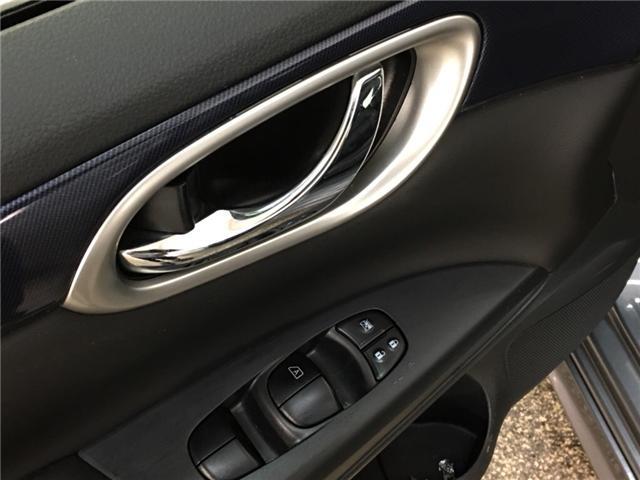 2017 Nissan Sentra 1.6 SR Turbo (Stk: 34833R) in Belleville - Image 22 of 29