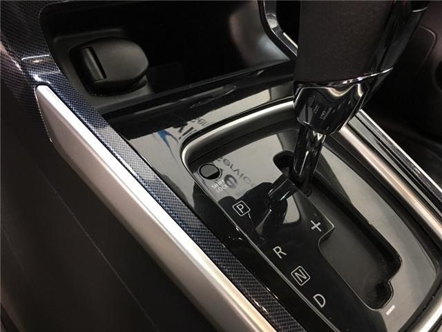 2017 Nissan Sentra 1.6 SR Turbo (Stk: 34833R) in Belleville - Image 19 of 29