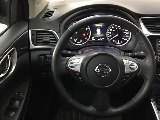 2017 Nissan Sentra 1.6 SR Turbo (Stk: 34833R) in Belleville - Image 17 of 29