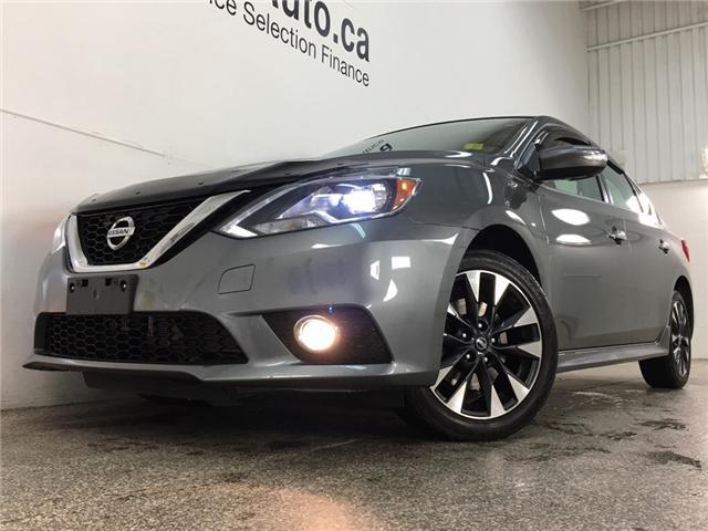 2017 Nissan Sentra 1.6 SR Turbo (Stk: 34833R) in Belleville - Image 3 of 29