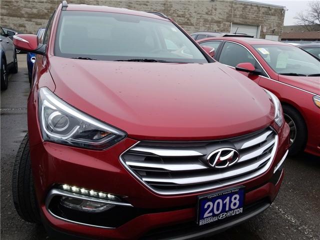2018 Hyundai Santa Fe Sport 2.4 Premium (Stk: OP10198) in Mississauga - Image 2 of 18