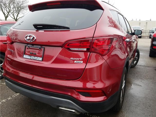 2018 Hyundai Santa Fe Sport 2.4 Premium (Stk: OP10198) in Mississauga - Image 3 of 18