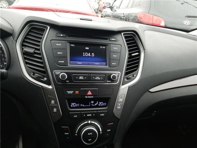 2018 Hyundai Santa Fe Sport 2.4 Premium (Stk: OP10198) in Mississauga - Image 13 of 18
