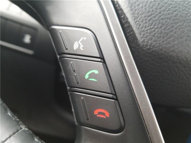 2018 Hyundai Santa Fe Sport 2.4 Premium (Stk: OP10198) in Mississauga - Image 16 of 18