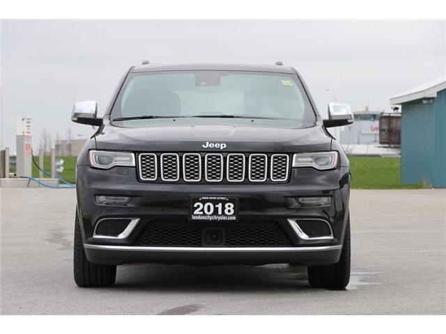 2018 Jeep Grand Cherokee Summit (Stk: LU8615) in London - Image 2 of 21