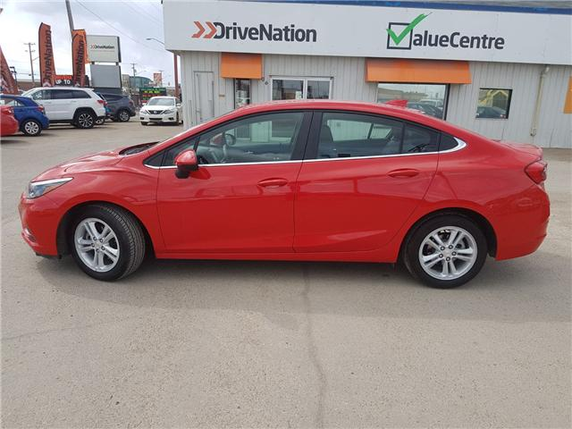2018 Chevrolet Cruze LT Auto (Stk: A2690) in Saskatoon - Image 2 of 22