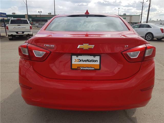 2018 Chevrolet Cruze LT Auto (Stk: A2690) in Saskatoon - Image 4 of 22