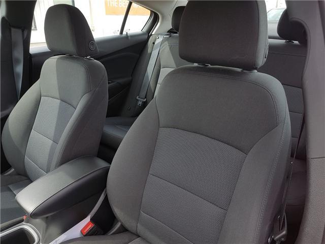 2018 Chevrolet Cruze LT Auto (Stk: A2690) in Saskatoon - Image 15 of 22