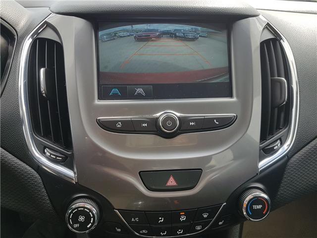2018 Chevrolet Cruze LT Auto (Stk: A2690) in Saskatoon - Image 12 of 22