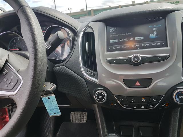 2018 Chevrolet Cruze LT Auto (Stk: A2690) in Saskatoon - Image 13 of 22
