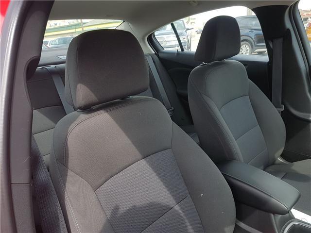 2018 Chevrolet Cruze LT Auto (Stk: A2690) in Saskatoon - Image 16 of 22