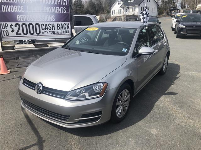 2015 Volkswagen Golf 1.8 TSI Comfortline (Stk: -) in Middle Sackville - Image 1 of 11