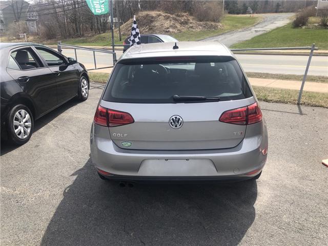 2015 Volkswagen Golf 1.8 TSI Comfortline (Stk: -) in Middle Sackville - Image 3 of 11
