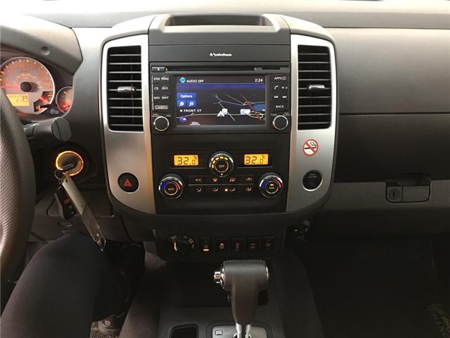 2019 Nissan Frontier PRO-4X (Stk: 34747W) in Belleville - Image 10 of 30