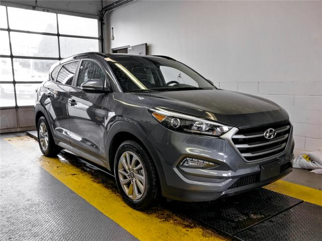 2018 Hyundai Tucson  (Stk: 9-6094-0) in Burnaby - Image 2 of 24
