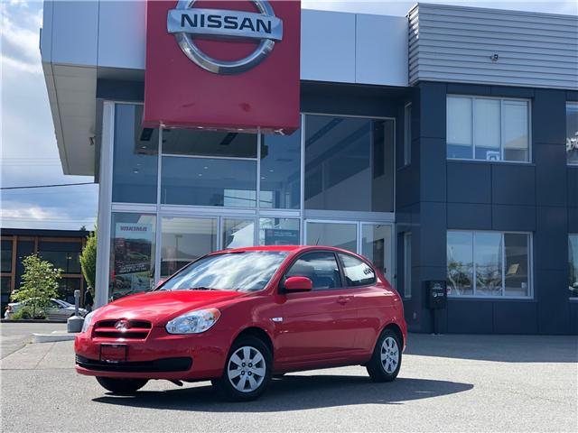 2010 Hyundai Accent  (Stk: 9L1789B) in Duncan - Image 1 of 10