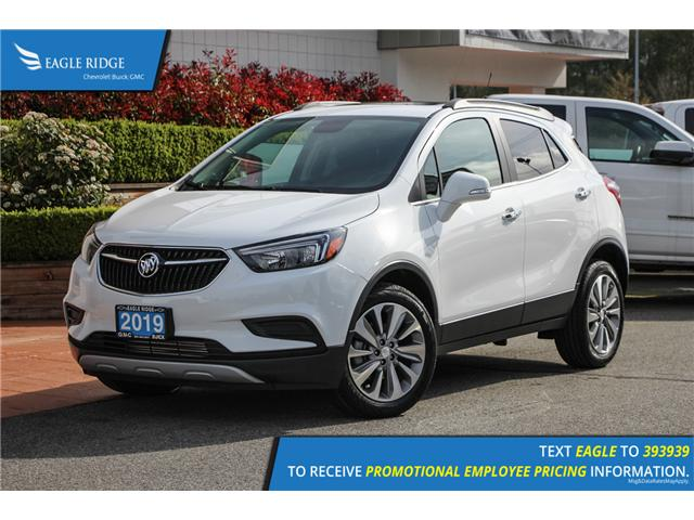 2019 Buick Encore Preferred (Stk: 96609A) in Coquitlam - Image 1 of 17