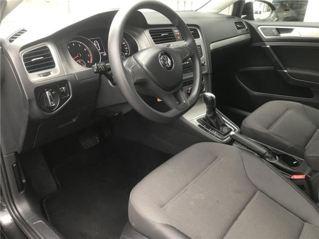 2017 Volkswagen Golf 1.8 TSI Trendline (Stk: 19458) in Chatham - Image 9 of 16