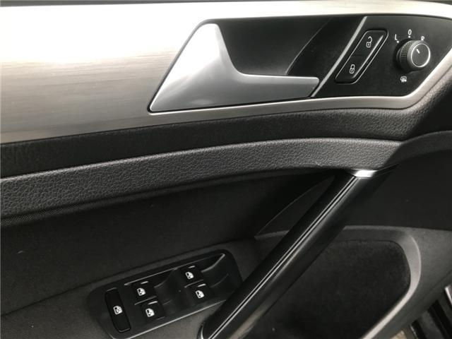 2017 Volkswagen Golf 1.8 TSI Trendline (Stk: 19458) in Chatham - Image 11 of 16