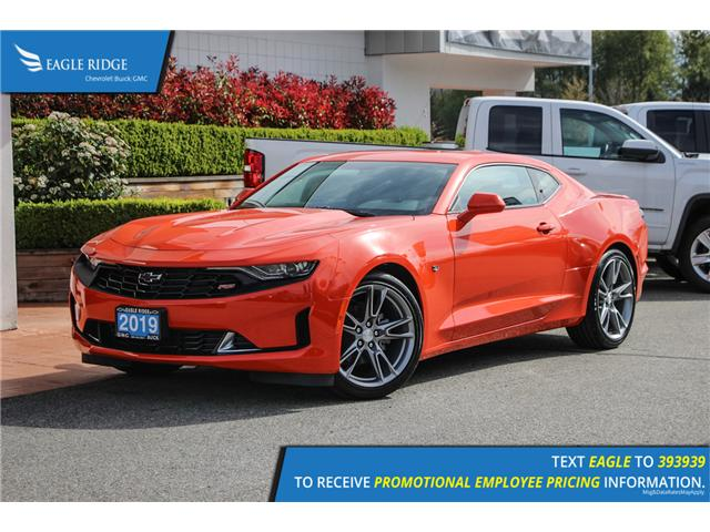 2019 Chevrolet Camaro 1LT (Stk: 93006A) in Coquitlam - Image 1 of 15
