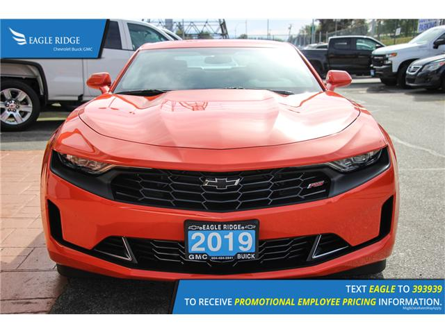 2019 Chevrolet Camaro 1LT (Stk: 93006A) in Coquitlam - Image 2 of 15