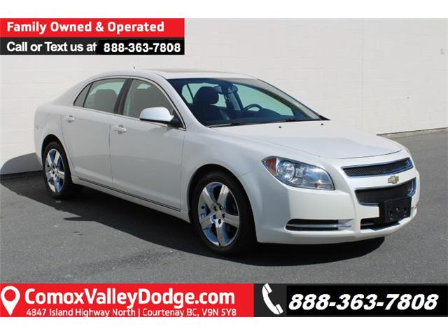 2011 Chevrolet Malibu LT Platinum Edition (Stk: F142260) in Courtenay - Image 1 of 27