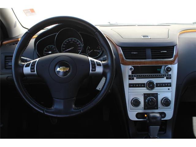 2011 Chevrolet Malibu LT Platinum Edition (Stk: F142260) in Courtenay - Image 10 of 27