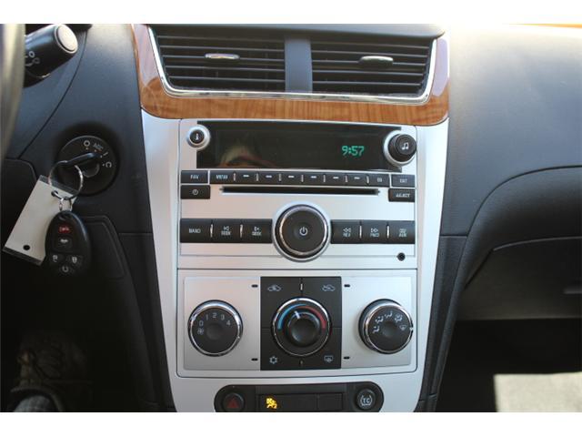 2011 Chevrolet Malibu LT Platinum Edition (Stk: F142260) in Courtenay - Image 12 of 27