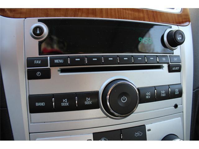 2011 Chevrolet Malibu LT Platinum Edition (Stk: F142260) in Courtenay - Image 13 of 27